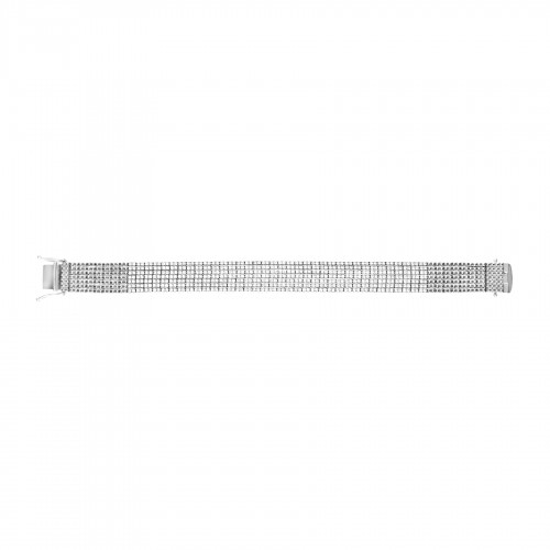 RBC 5.65ct 7 Row Bracelet